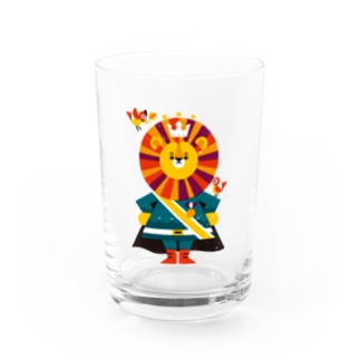 LION KING Water Glass