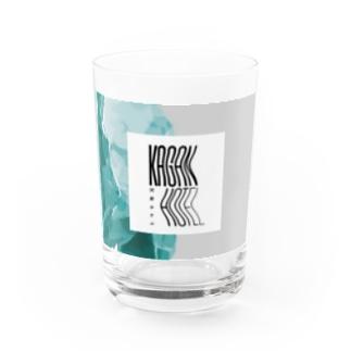 河岸ホテルのkaganhotel stone design goods Water Glass