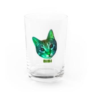 ビビちゃん Water Glass