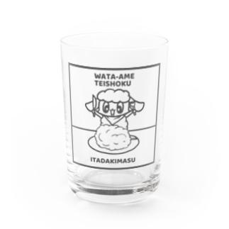 WATA-AME Water Glass