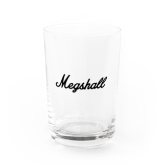 Megshall Water Glass