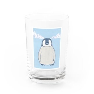 penguin-glass Water Glass