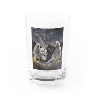 A Pair of wings Water Glass