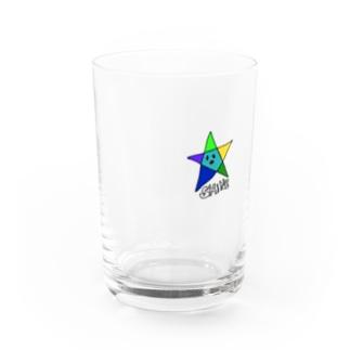 Shine星シンプル Water Glass