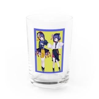 オタク用美少女 Water Glass