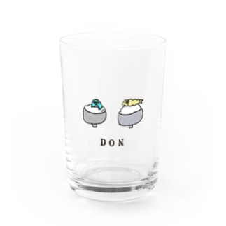 Don Water Glass