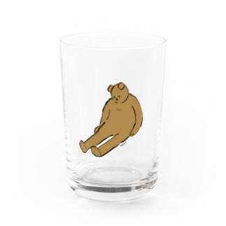 くたびれ Water Glass
