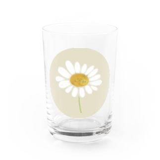🌼chamomile🌼 Water Glass