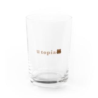 ゆーとぴあ Water Glass