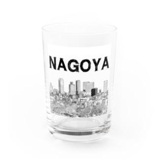 The City 名駅摩天楼 Water Glass