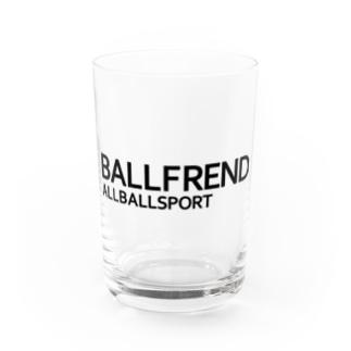 BALLFREND Water Glass