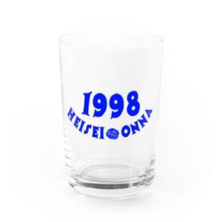 HEISEI ONNA 98' Water Glass