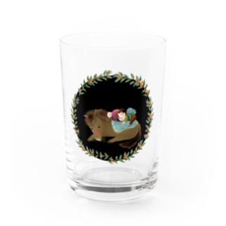 夜間放牧 Water Glass