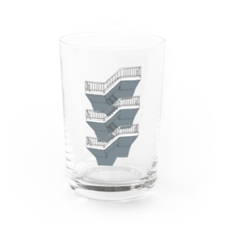 非常階段 Water Glass