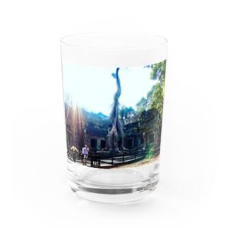 keisuke matsudaのタ・プローム Water Glass
