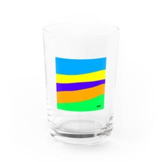 min. Water Glass