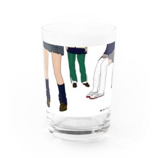 懐かしみのエニ子 Water Glass