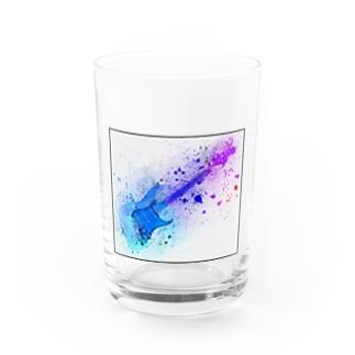 suzuyaのguitar.Gradation Water Glass