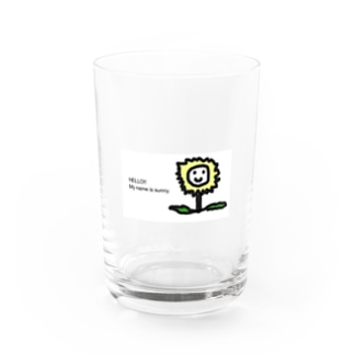 EmlのMy name is sunny. Water Glass