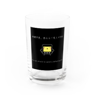 M5Stack Grayちゃん Water Glass