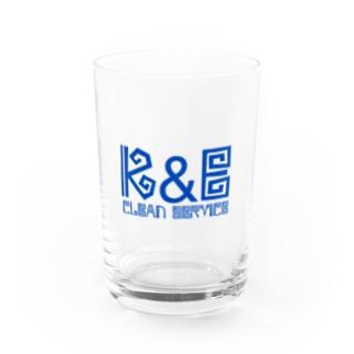 K&E Water Glass
