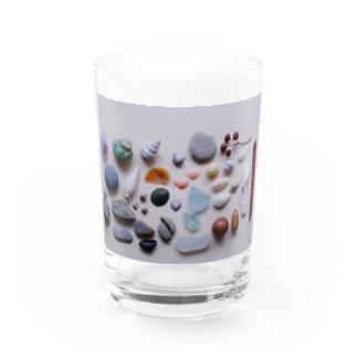 星の欠片_1 Water Glass