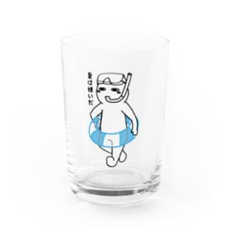 思う屋の夏は嫌いだ Water Glass