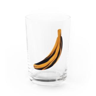 kemumakiの濃密バナナ Water Glass