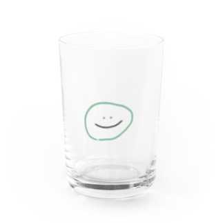 LEMONADEのニコニコグラス Water Glass