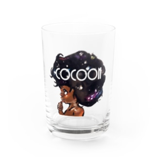 "Cocoon / Original ""Baby Star"" Water Glass"