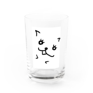 nsnsgrのメスネコ Water Glass