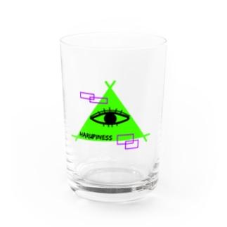 発光ミッドくん Water Glass