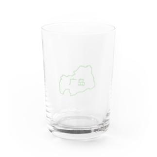 广岛愛 Water Glass