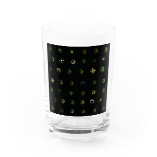 kaleidoscope01 Water Glass