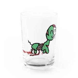 ぞんびじぇすたる Water Glass