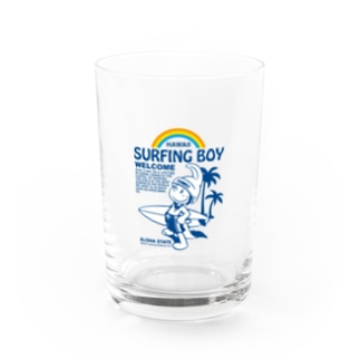 SurfingBoyオリジナルグッズ Water Glass