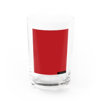 The Blood of Jesus Water Glass