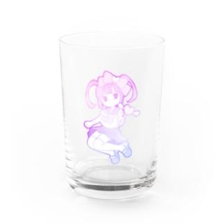 魔法少女ちゃん Water Glass