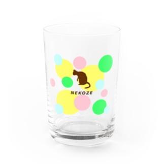 NEKOZEパステル Water Glass