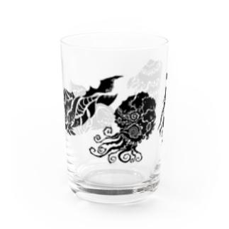 太古の海【デボン紀】 Water Glass