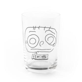 AGE3 No1 「MAMA」 Water Glass