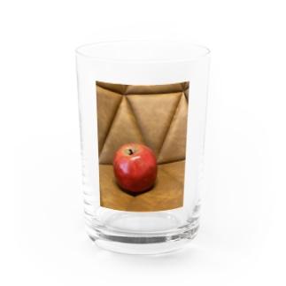 chocochoco0707のking apple Water Glass