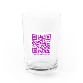 ノニサクQRコード Water Glass