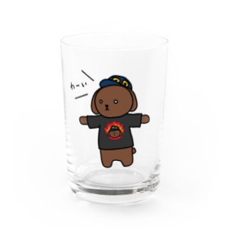 再帰polidog Water Glass