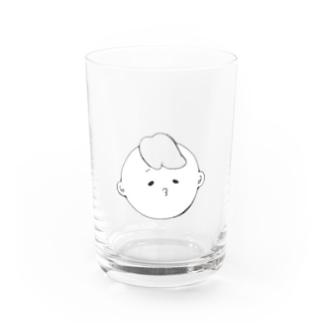 Yatamame ブランド -BABYちゅっ- Water Glass