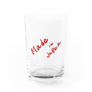 めいどいんじゃぱん Water Glass