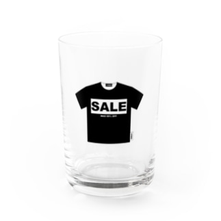 SALE MAX99%OFF Tshirt black Water Glass