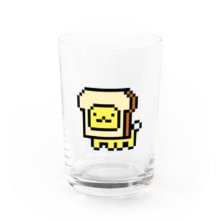 ポメパン  Water Glass