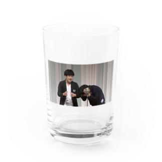 傀儡兄弟2019M-1二回戦敗退記念Tシャツ Water Glass