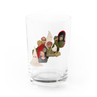 ALL OF YOU Water Glass